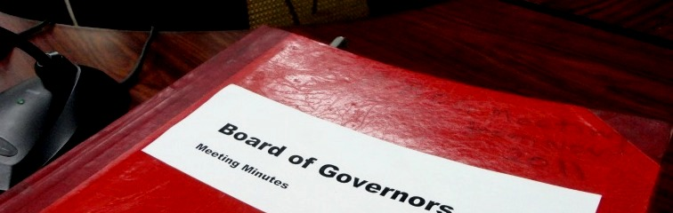 Board of Governors Banner