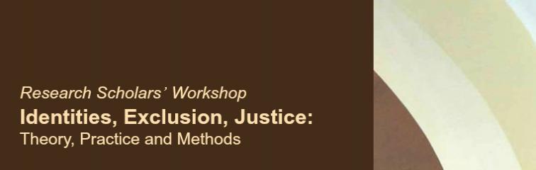 Workshop: Identities Banner