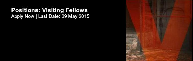 Positions for Visiting Fellows Banner