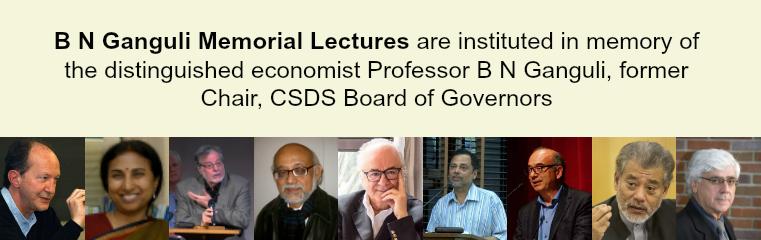 BN Ganguli Lecture banner