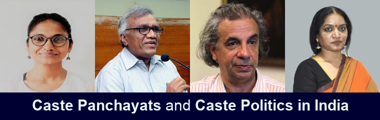 Caste Panchayats and Caste Politics in India: Book Discussion banner